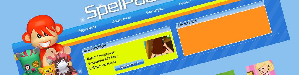 Spelpauze.nl, de nieuwe spelletjes website anno 2011
